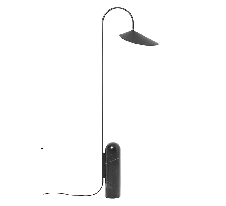 Arum floor lamp trine andersen lampadaire floor light  ferm living 100133 101  design signed nedgis 64196 product