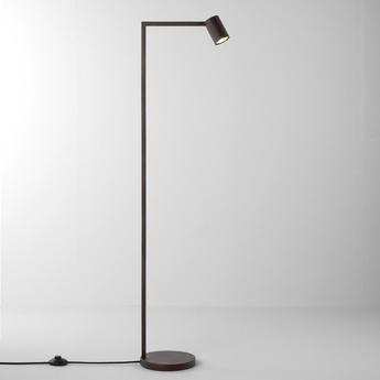 Lampadaire ascoli floor bronze l20cm h122 5cm astro normal