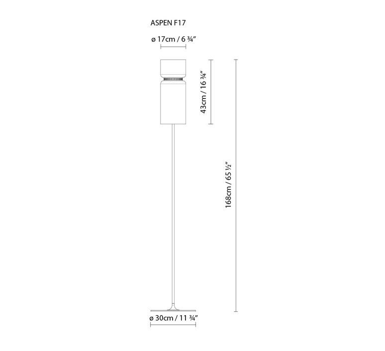 Aspen f17 werner aisslinger b lux aspen f17 lemon grey luminaire lighting design signed 18127 product