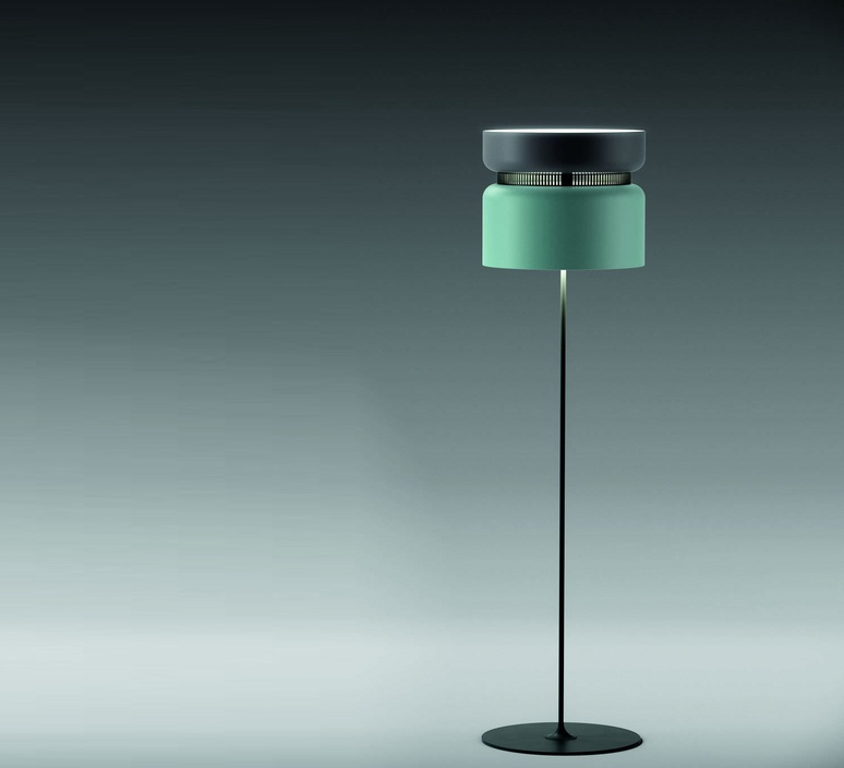 Aspen f40 werner aisslinger b lux aspen f40 grey turquoise luminaire lighting design signed 18116 product