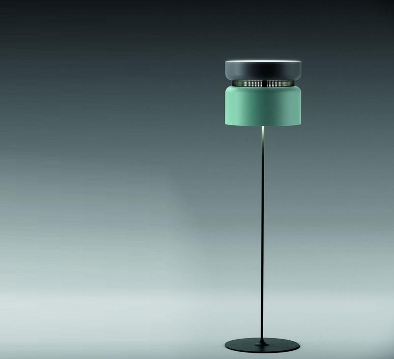 Aspen f40 werner aisslinger b lux aspen f40 grey turquoise luminaire lighting design signed 18116 product