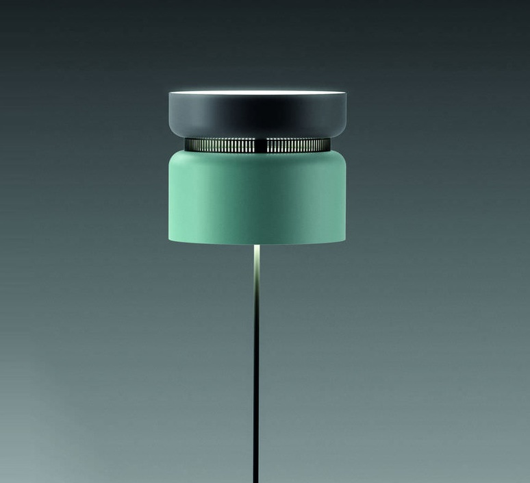 Aspen f40 werner aisslinger b lux aspen f40 grey turquoise luminaire lighting design signed 18117 product