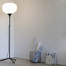 Awa lena billmeier et david baur lampadaire floor light  teo t0017s bk006  design signed 33242 thumb