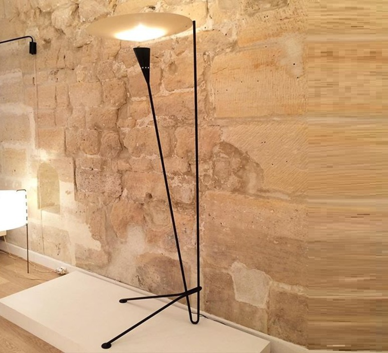 B211 michel buffet lignes de demarcation b211 noir luminaire lighting design signed 23536 product