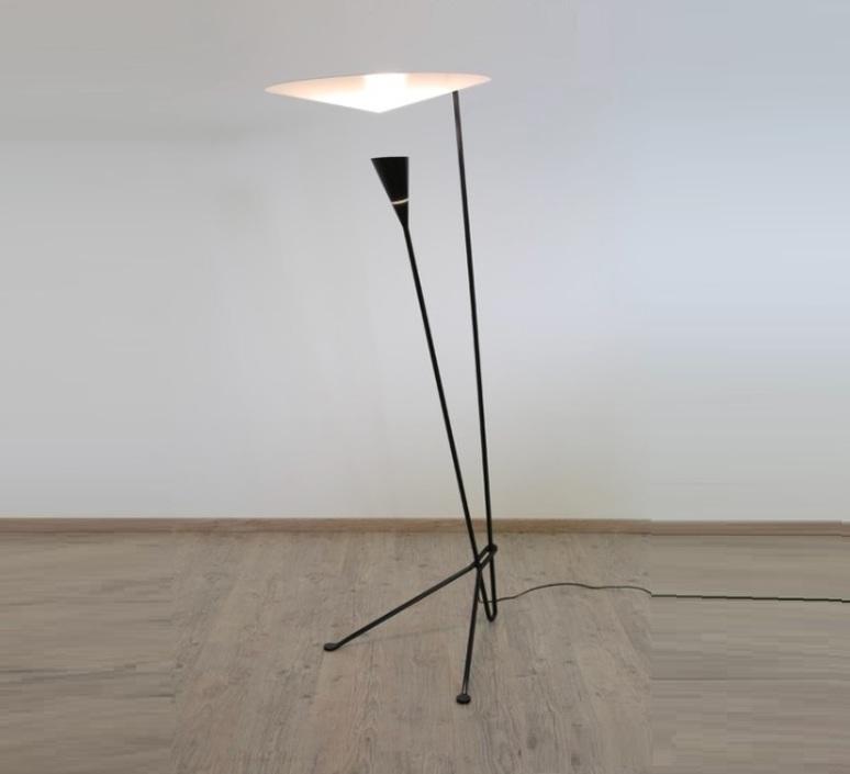 B211 michel buffet lignes de demarcation b211 noir luminaire lighting design signed 23542 product