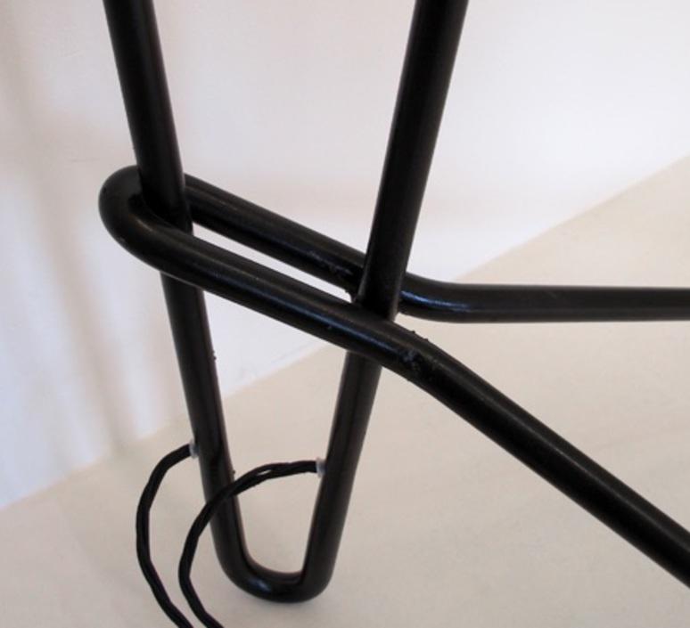 B211 michel buffet lignes de demarcation b211 noir luminaire lighting design signed 23543 product