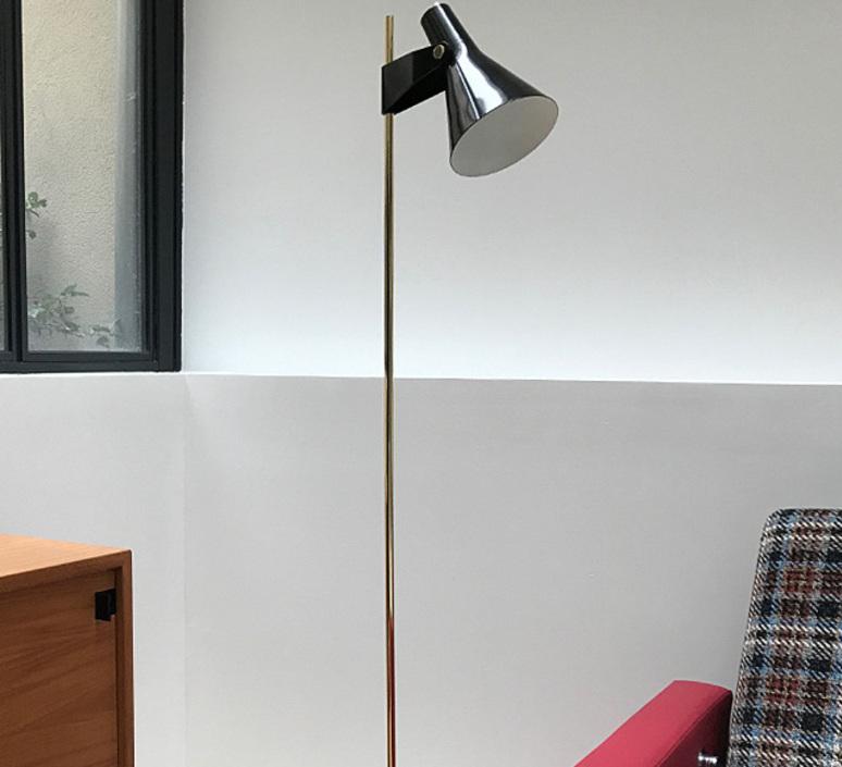 B4 rene jean caillette lampadaire floor light  disderot b4 n   design signed nedgis 83121 product