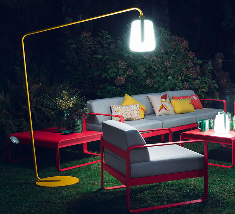 Balad tristan lohner lampadaire floor light  fermob 3630 73  design signed 55879 product