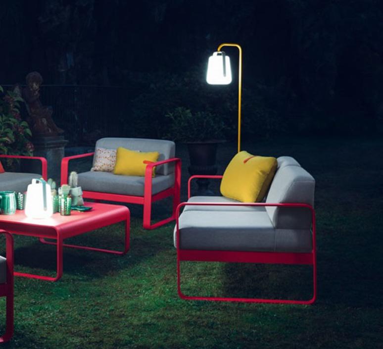 Balad tristan lohner lampadaire floor light  fermob 3631 73  design signed 55881 product