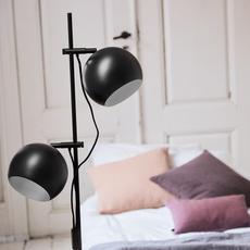 Ball double benny frandsen lampadaire floor light  frandsen floor lamp ball double black  design signed nedgis 91781 thumb
