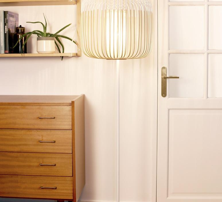 Bamboo light arik levy lampadaire floor light  forestier 20980  design signed 42565 product