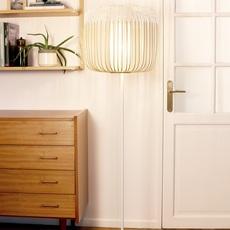 Bamboo light arik levy lampadaire floor light  forestier 20980  design signed 42565 thumb