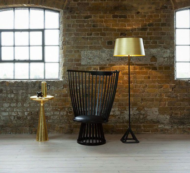 Base tom dixon lampadaire floor light  tom dixon bss02 feum1  design signed 48439 product