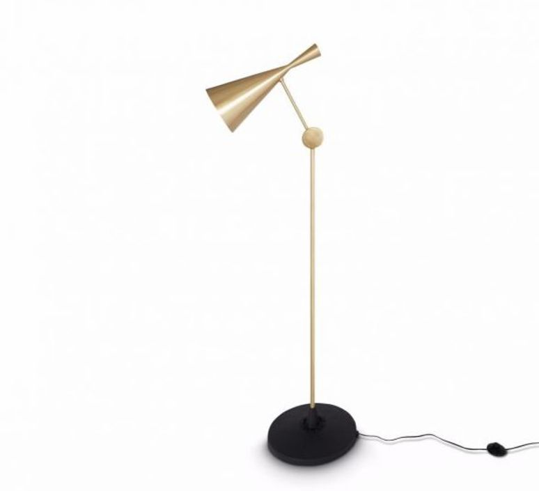 Beat   lampadaire floor light  tom dixon blf01beu  design signed 38365 product