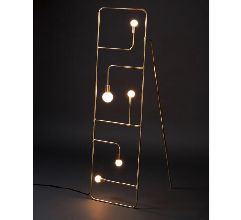Beaubien 01 studio lambert fils lampadaire floor light  lambert fils bea01flbrbrbk  design signed nedgis 115545 product