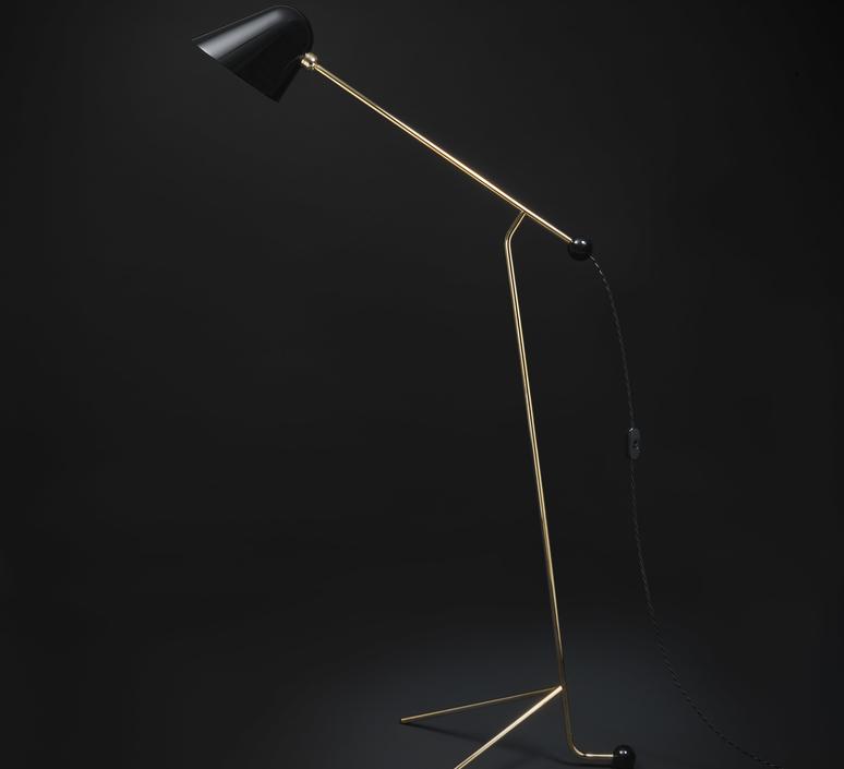 Beghina giulia guido guarnieri lampadaire floor light  tato italia tbe400 0924  design signed nedgis 63150 product