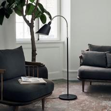 Bellevue aj7 arne jacobsen lampadaire floor light  andtradition 20811694  design signed 83921 thumb