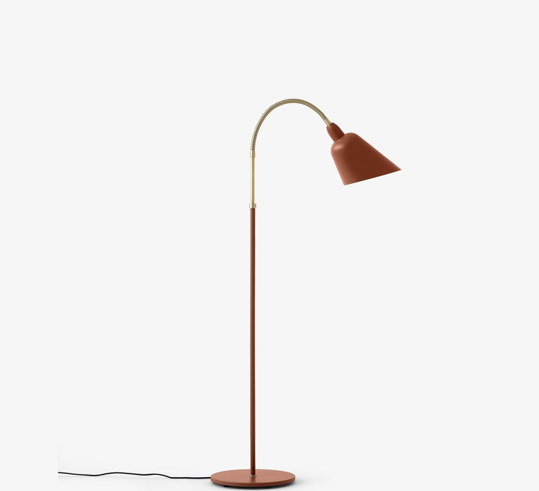Bellevue arne jacobsen lampadaire floor light  andtradition 20811189  design signed nedgis 75877 product