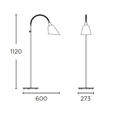 Bellevue arne jacobsen andtradition 20811191 luminaire lighting design signed 28510 thumb