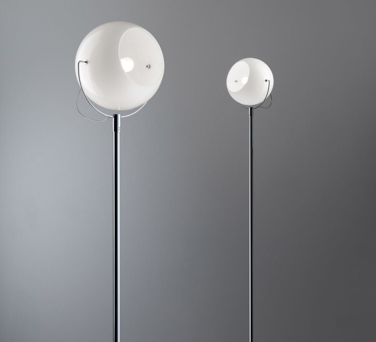 Beluga d57 marc sadler lampadaire floor light  fabbian d57c11 01  design signed 40148 product