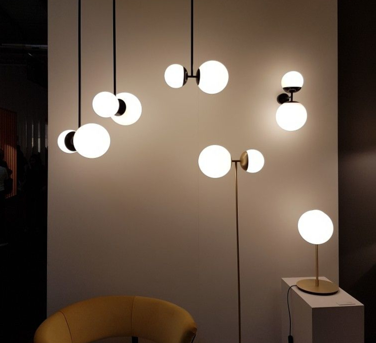 Biba lorenza bozzoli lampadaire floor light  tato italia tbi400 1340  design signed nedgis 62944 product