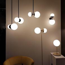 Biba lorenza bozzoli lampadaire floor light  tato italia tbi400 1340  design signed nedgis 62944 thumb