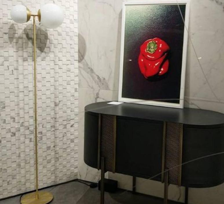 Biba lorenza bozzoli lampadaire floor light  tato italia tbi400 1340  design signed nedgis 62946 product