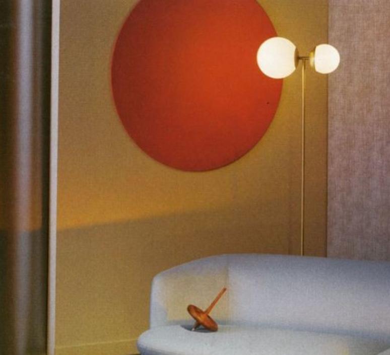 Biba lorenza bozzoli lampadaire floor light  tato italia tbi400 1340  design signed nedgis 62947 product