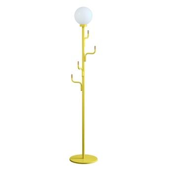 Lampadaire big darling portementau jaune o34cm h185cm swedish ninja normal