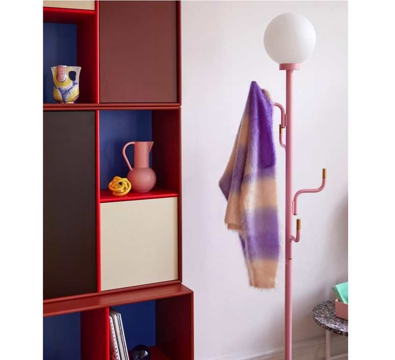 Big darling portementau maria gustavsson lampadaire floor light  swedish ninja bfl06   design signed nedgis 118095 product