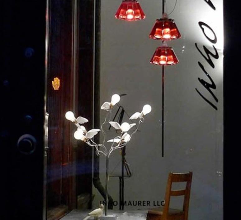 Birdie s busch ingo maurer lampadaire floor light  ingo maurer 1065000  design signed nedgis 64734 product