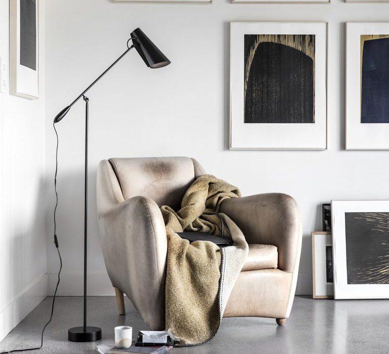 Birdy floor  lampadaire floor light  northern lighting 623  design signed 37900 product