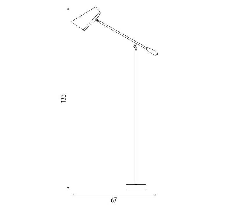 Birdy floor  lampadaire floor light  northern lighting 623  design signed 37901 product