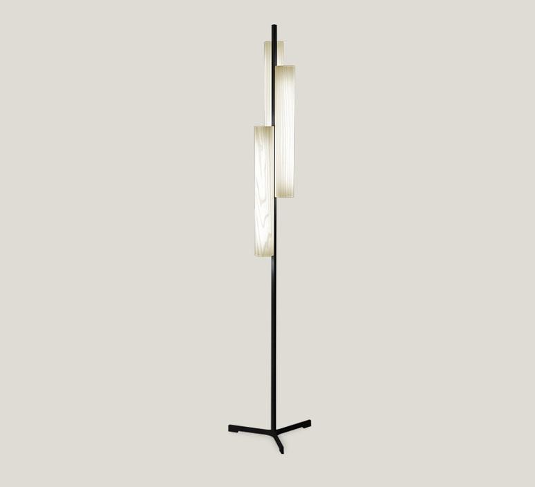 Black note tr ramon esteve studio lampadaire floor light  lzf bknt p tr bk led dim 20  design signed nedgis 77032 product