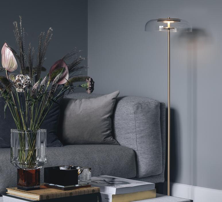 Blossi sofie refer lampadaire floor light  nuura 02590121  design signed nedgis 89788 product