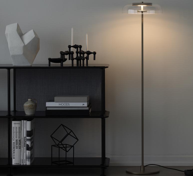 Blossi sofie refer lampadaire floor light  nuura 02590121  design signed nedgis 89789 product