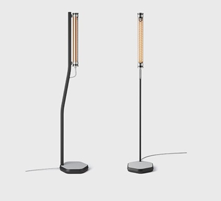 Bodom sammode studio lampadaire floor light  sammode bodom cc1201  design signed 55689 product