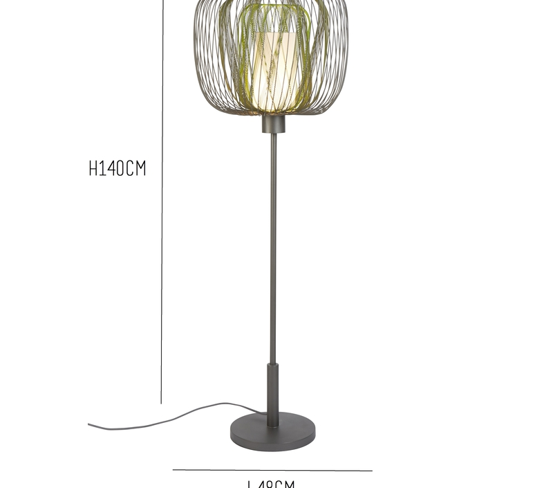 Bodyless gm arik levy forestier al18160lgr luminaire lighting design signed 27679 product