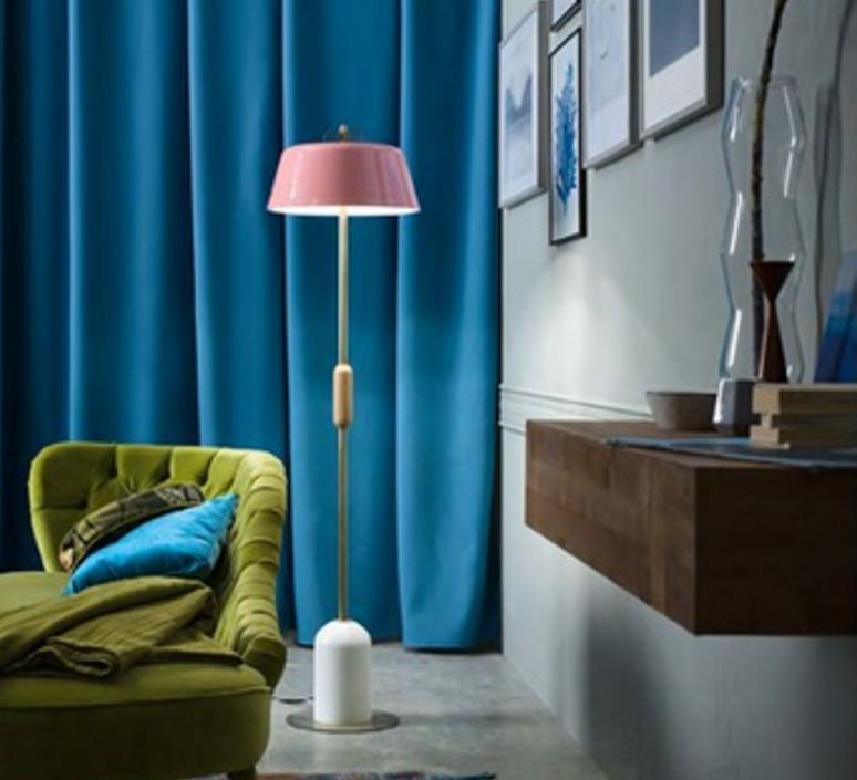 Bon ton cristina celestino lampadaire floor light  torremato n9d3fo  design signed 52368 product