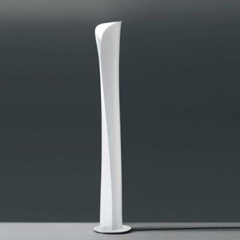 Lampadaire cadmo halo blanc h174cm artemide normal