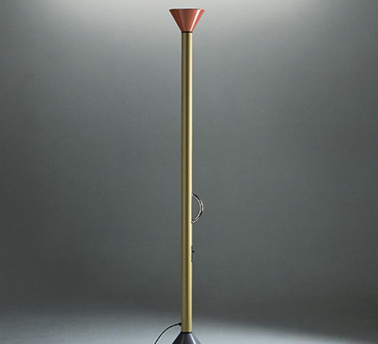Alfa sergio mazza lampadaire floor light  artemide 0026010a  design signed nedgis 75554 product