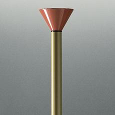Alfa sergio mazza lampadaire floor light  artemide 0026010a  design signed nedgis 75555 thumb