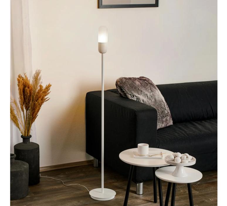 Capsule cristian cubina lampadaire floor light  alma light 3320 011  design signed nedgis 116742 product