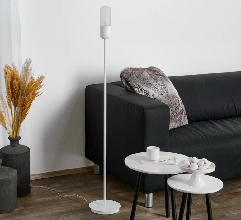 Capsule cristian cubina lampadaire floor light  alma light 3320 011  design signed nedgis 116743 product