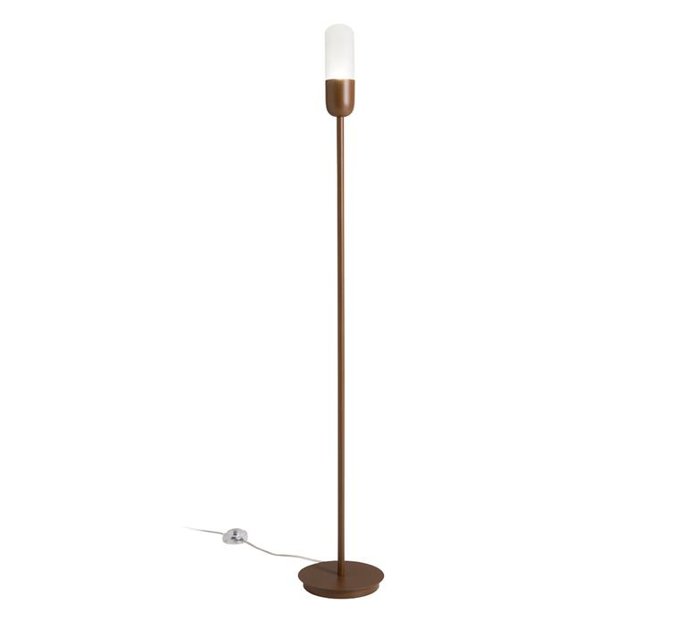 Capsule cristian cubina lampadaire floor light  alma light 3320 012  design signed nedgis 116746 product