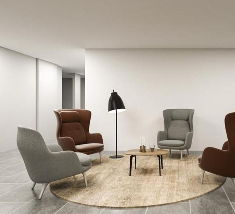 Caravaggio floor cecilie manz lampadaire floor light  nemo lighting 81081208  design signed nedgis 67184 product