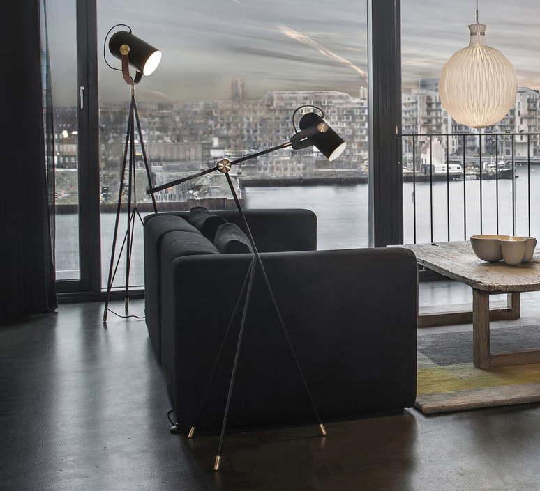 Carronade markus jonhasson lampadaire floor light  le klint 360 mb  design signed 50395 product