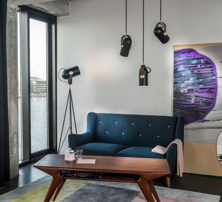 Carronade markus jonhasson lampadaire floor light  le klint 360 mb  design signed 50396 product