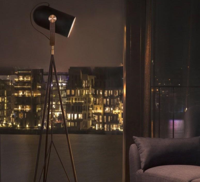 Carronade markus jonhasson lampadaire floor light  le klint 360 mb  design signed 50397 product