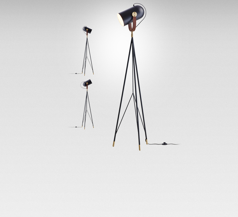 Carronade markus jonhasson lampadaire floor light  le klint 360 mb  design signed 50399 product